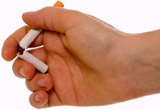Dieta para no engordar cuando se deja de fumara