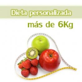 DC adelgazar +6 Kg